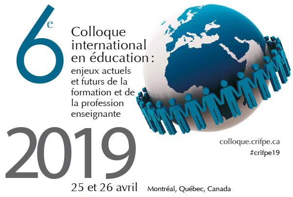 Colloque international en éducation